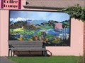 Image for Scenic Tararua District Mural. Woodville. New Zealand.