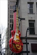 Image for Hard Rock Café – Peachtree St., Atlanta, GA