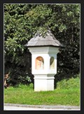 Image for Wayside shrine (Marterl) at a crossroad - Schelesnitz, Austria