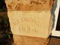 Image for 1894 - United Methodist Church - Mulhall, OK
