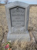 Image for Kathryn Chandler - Hillside Cemetery - Wagon Mound, New Mexico