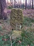 Image for Grenzstein N36 - Hallersteiner Wald, BY, Deutschland