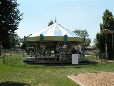 Storybook Island Carousel