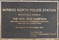 Image for Mirboo North Police Station - 2007, Vic, Australia