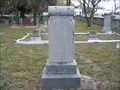 Image for Charles F. Vincent - Oaklawn Cemetery - Tampa, FL