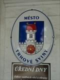 Image for Mesto Trhové Sviny  na staré radnici - Trhové Sviny, okres Ceské Budejovice, CZ