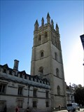 Image for Magdalen Great Tower - Oxford, Oxfordshire, UK
