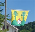 Image for Municipal Flag - Fehren, SO, Switzerland