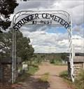 Image for Springer Cemetery - Springer, NM