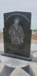 Image for Fishermen monument - Port Clyde, ME