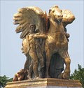 Image for Aspiration and Literature and Pegasus - Washington, DC