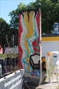 Image for 2 Segmente der Berliner Mauer - Bonn, Germany