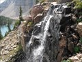 Image for Uintas Cache #3: Blue Lake Falls