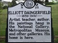 Image for Elliott Daingerfield (N-25), Blowing Rock, NC