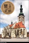 Image for No. 1981 - Vyhlídková vež dekanského kostela, Tábor, CZ