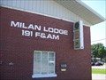 Image for Milan Masonic Lodge 191