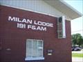 Image for Milan Masonic Lodge 191