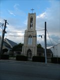 Image for St. Andrews Episcopal Church Bell Tower - Seguin, Texas