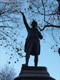 Image for Henry Grattan Statue - College Green, Dublin, Ireland