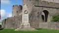 Image for Pembroke & Monkton Cenotaph - Pembroke Castle, Wales.