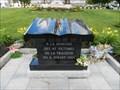Image for Mémorial aux 47 victimes de Lac-Mégantic, Qc, Canada