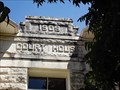 Image for 1909 - Kendall County Courthouse - Boerne, TX