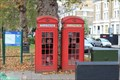 Image for Red Telephone Boxes - Brook Green, London, UK