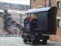 Image for Steam Powered Crane, Gloucester Docks UK