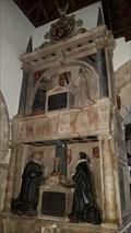 Image for Fitzherbert Monument - St Mary - Tissington, Derbyshire