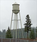 Image for Old Town Water Tower - Old Town, ID