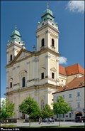 Image for Kostel Nanebevzetí Panny Marie / Church of Assumption of the Virgin Mary - Valtice (South Moravia)