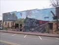 Image for Leeds Train Mural - Leeds, Alabama