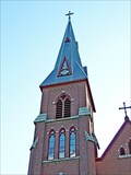 Image for Church Spire - St. Patricks Catholic Church - Lewiston, ME