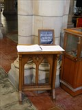 Image for Guest Book of St Johns Anglican Cathedral - Brisbane City - QLD - Australia