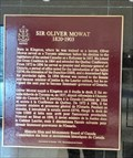 Image for CNHP - Sir Oliver Mowat 1820-1903 - Toronto, Ontario