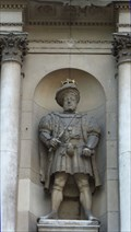 Image for King Henry VIII - St Bartholomew's Hospital, London, UK