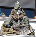 Image for Man with Eagle - Oberstdorf, Germany, BY