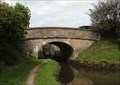 Image for Stone Bridge 55 On The Macclesfield Canal - North Rode, UK