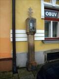 Image for Boží muka - Trebon, okres Jindrichuv Hradec, CZ