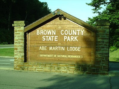 Brown County State Park Indiana State Provincial Parks