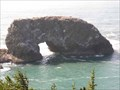 Image for Arch at Arch Rock - Oregon