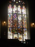 Image for St. James United Church Stained Glass - Montreal, Quebec, Canada