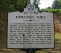 Image for HIWASSEE MINE     2A 74