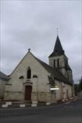 Image for Église Saint-Gervais et Saint-Protais - Luzé, France
