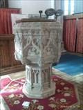 Image for Baptism Font, St Nicholas - Rattlesden, Suffolk