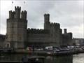 Image for Caernarfon Castle - Wales-Cymru edition - Wales. Great Britain.