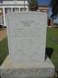 Image for World War II Memorial - Donalsonville, GA