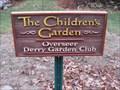 Image for Children's Garden at Robert Frost Farm - Derry, NH