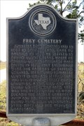 Image for Frey Cemetery