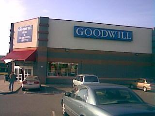 Goodwill 228 Sw Everett Mall Way Everett Wa Thrift Stores On